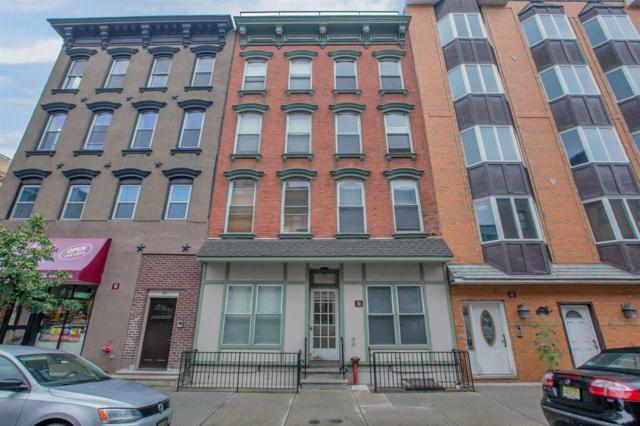 512 1ST ST #8, Hoboken, NJ 07030 (MLS #180011409) :: The Trompeter Group