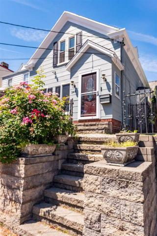 248 Hutton St, Jc, Heights, NJ 07307 (MLS #180011560) :: The Trompeter Group