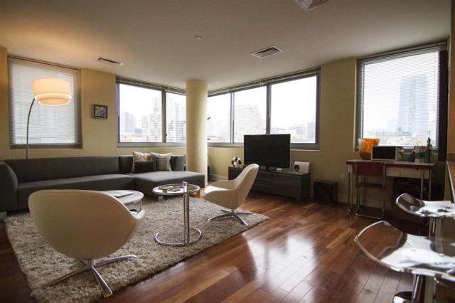 201 Luis M Marin Blvd #408, Jc, Downtown, NJ 07302 (MLS #180011566) :: The Trompeter Group