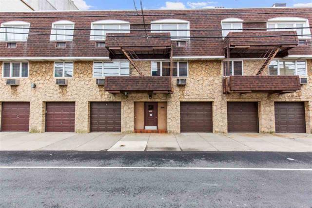 533 Madison St 3C, Hoboken, NJ 07030 (MLS #180011577) :: The Sikora Group