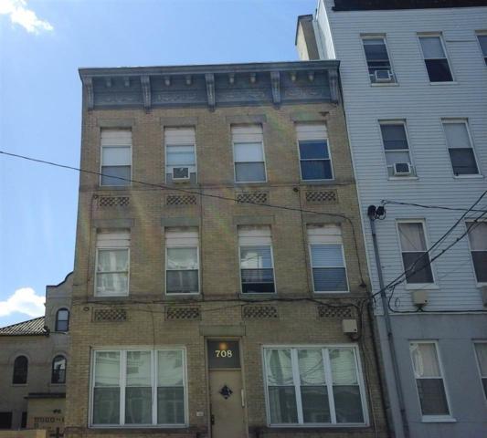 708 Jefferson St Garden, Hoboken, NJ 07030 (MLS #180011601) :: The Sikora Group