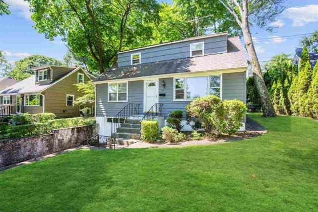 132 Carteret St, Glen Ridge, NJ 07028 (MLS #180012260) :: The Trompeter Group
