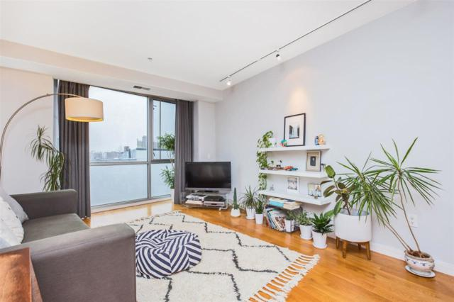 327 3RD ST #403, Jc, Downtown, NJ 07302 (MLS #180012989) :: The Trompeter Group
