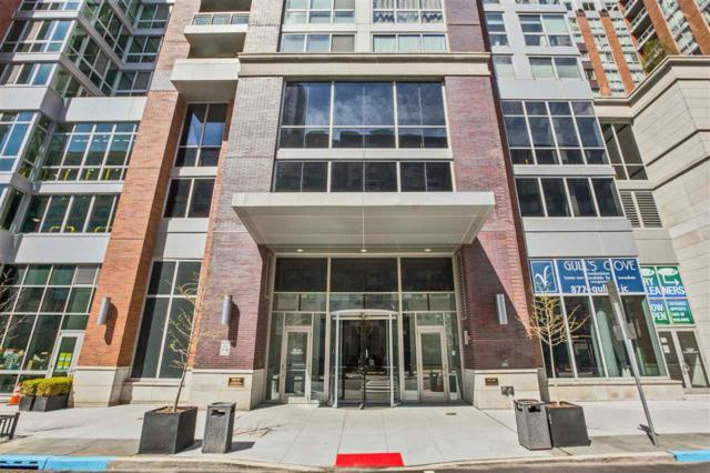 201 Luis M Marin Blvd #1202, Jc, Downtown, NJ 07302 (MLS #180013022) :: The Trompeter Group