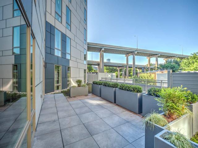 380 Newark Ave #209, Jc, Downtown, NJ 07302 (MLS #180013060) :: The Trompeter Group