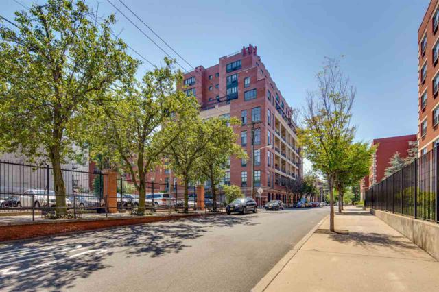 205 10TH ST 6S, Jc, Downtown, NJ 07302 (MLS #180013092) :: The Trompeter Group