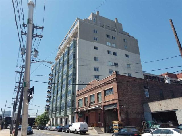 689 Luis M Marin Blvd #702, Jc, Downtown, NJ 07310 (MLS #180013372) :: The Trompeter Group