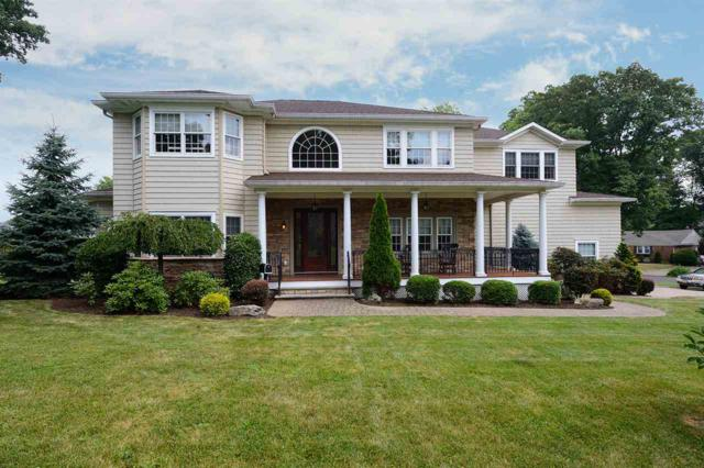 25 Woodland Rd, Clark, NJ 07066 (MLS #180013817) :: The Trompeter Group