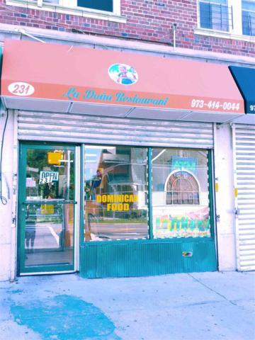 231 Park Ave, East Orange, NJ 07017 (MLS #180013892) :: The Trompeter Group