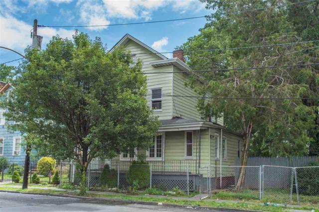 309 Jefferson Ave, Elizabeth, NJ 07201 (MLS #180014024) :: The Sikora Group