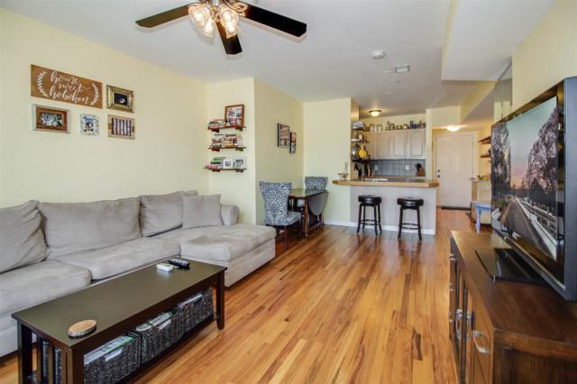 510 Monroe St #407, Hoboken, NJ 07030 (MLS #180014994) :: The Sikora Group
