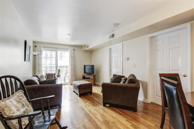 318 54TH ST 2A, West New York, NJ 07093 (MLS #180015205) :: The Trompeter Group