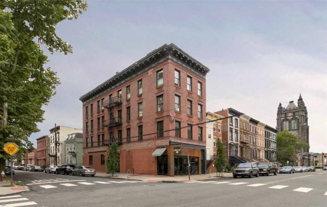 339 Communipaw Ave 2R, Jc, Bergen-Lafayett, NJ 07304 (MLS #180015623) :: The Trompeter Group
