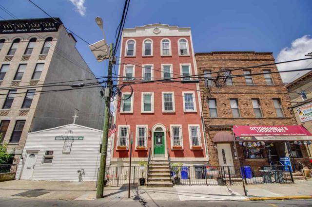 420 Monroe St 1R, Hoboken, NJ 07030 (MLS #180016227) :: The Sikora Group