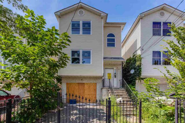 119 Chadwick Ave, Newark, NJ 07108 (MLS #180016597) :: The Trompeter Group