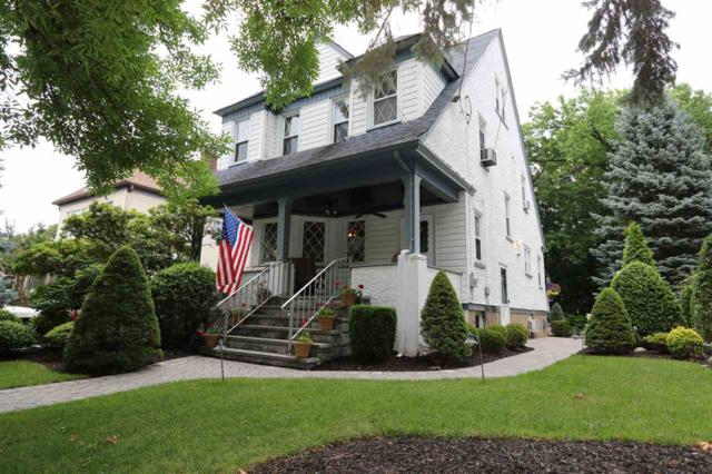 124 Oak Grove Ave, Hasbrouck Heights, NJ 07604 (MLS #180016747) :: The Trompeter Group