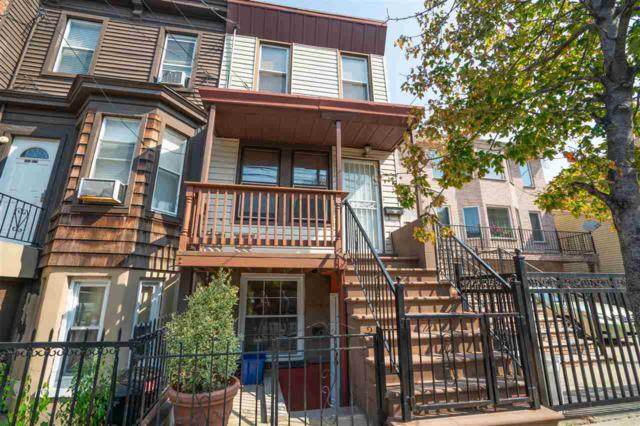 354 4TH ST, Jc, Downtown, NJ 07302 (MLS #180016868) :: The Trompeter Group