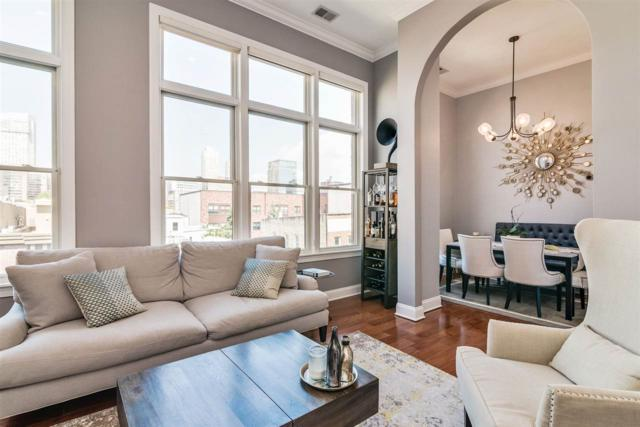 126 Dudley St #401, Jc, Downtown, NJ 07302 (MLS #180016977) :: The Trompeter Group