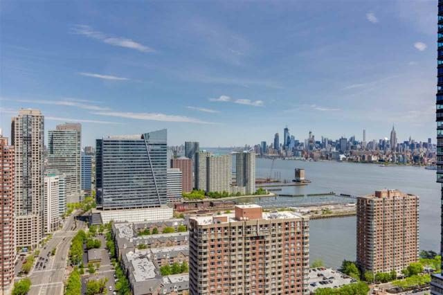 88 Morgan St #4003, Jc, Downtown, NJ 07302 (MLS #180016990) :: The Trompeter Group