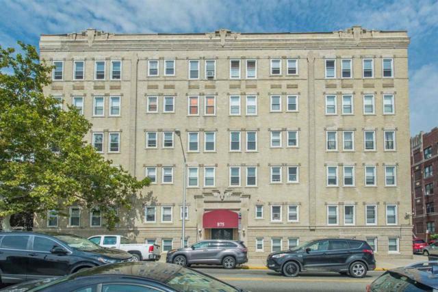 875 Blvd East #37, Weehawken, NJ 07086 (MLS #180017460) :: The Trompeter Group