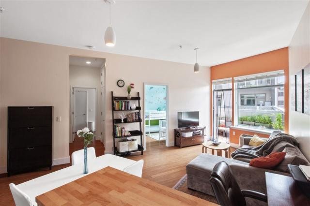 217 Newark Ave #201, Jc, Downtown, NJ 07302 (MLS #180017468) :: The Trompeter Group