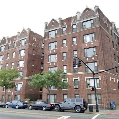 1055 Blvd East C5, Weehawken, NJ 07086 (MLS #180017484) :: The Trompeter Group