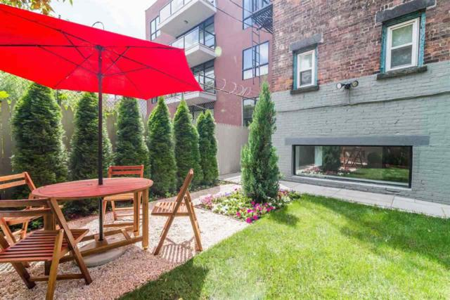 226 1ST ST Ba, Jc, Downtown, NJ 07302 (MLS #180017519) :: The Trompeter Group