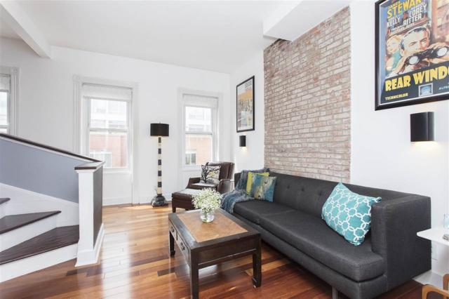 234 9TH ST #7, Jc, Downtown, NJ 07302 (MLS #180017773) :: The Trompeter Group