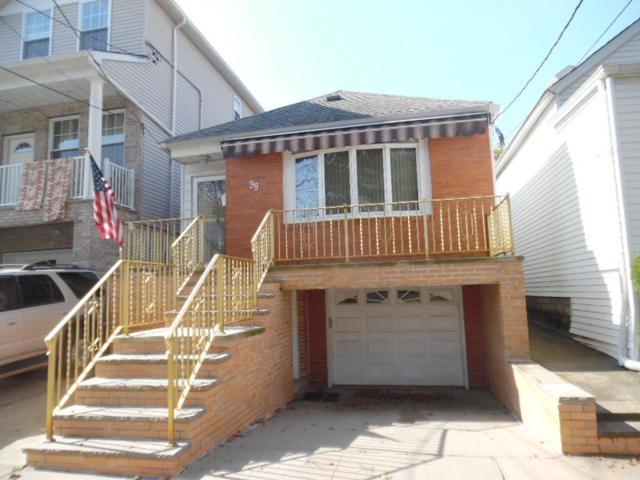 98 West 43Rd St, Bayonne, NJ 07002 (MLS #180018093) :: Marie Gomer Group