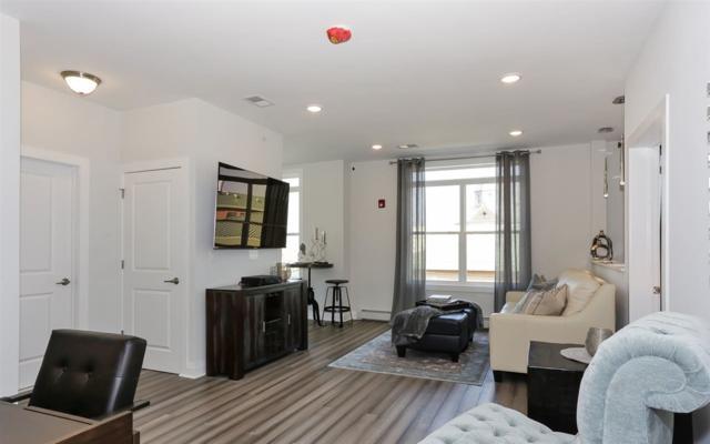 1901 Summit Ave #202, Union City, NJ 07087 (MLS #180018223) :: The Sikora Group