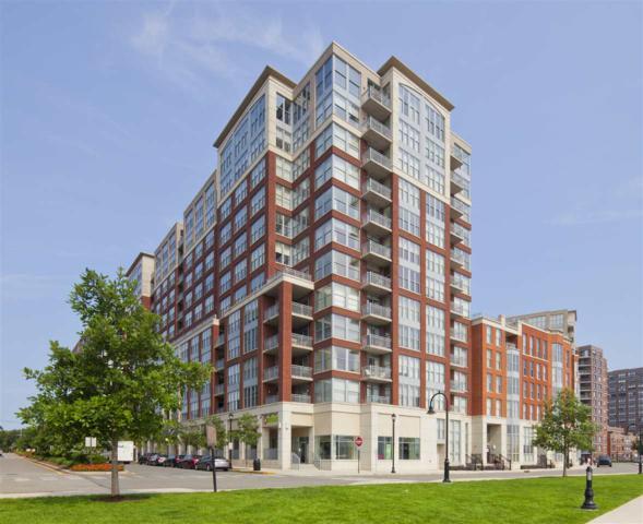 1125 Maxwell Lane #561, Hoboken, NJ 07030 (MLS #180018277) :: The Sikora Group