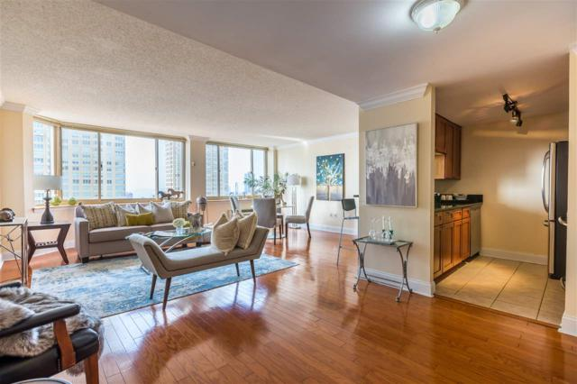65 2ND ST #2607, Jc, Downtown, NJ 07302 (MLS #180018348) :: Marie Gomer Group