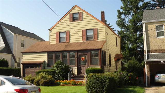 124 Roosevelt Ave, Hasbrouck Heights, NJ 07604 (MLS #180018524) :: The Trompeter Group