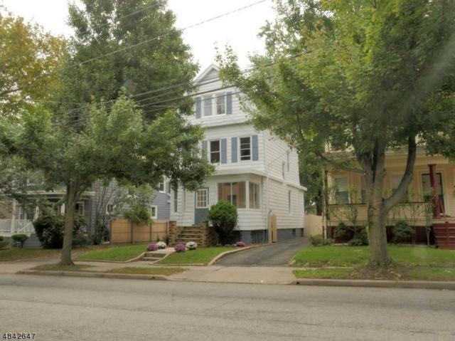 54 Whittingham Pl, West Orange, NJ 07052 (MLS #180019144) :: The Trompeter Group
