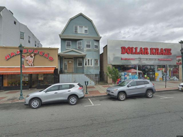 280 Kearny Ave, Kearny, NJ 07032 (MLS #180019803) :: The Trompeter Group