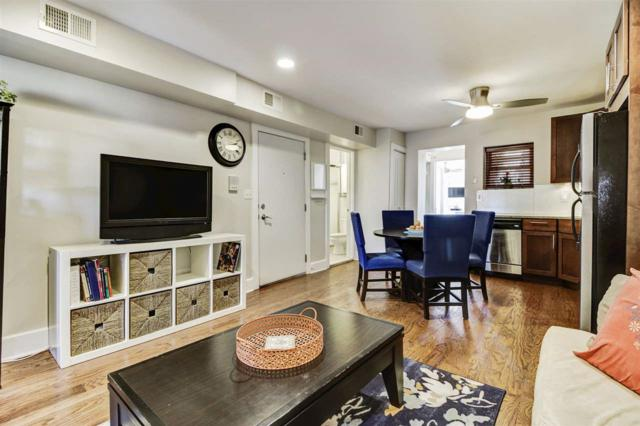 281 4TH ST #3, Jc, Downtown, NJ 07302 (MLS #180019825) :: The Trompeter Group