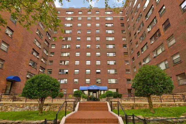 6515 Blvd East 4N, West New York, NJ 07093 (MLS #180020031) :: The Trompeter Group