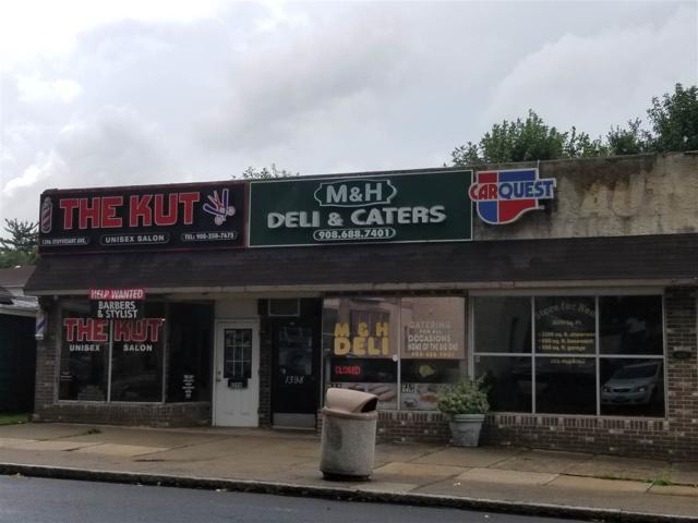 1398 Stuyvesant Ave, Union Twp, NJ 07083 (MLS #180020489) :: The Sikora Group