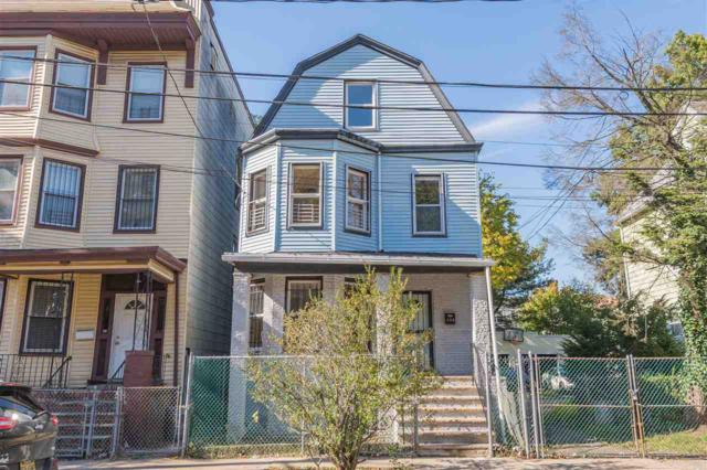 809 South 15Th St, Newark, NJ 07108 (MLS #180020841) :: The Trompeter Group