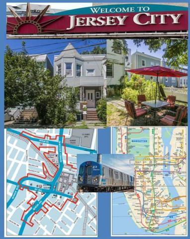 23 Garrison Ave, Jc, Journal Square, NJ 07306 (MLS #180020923) :: The Trompeter Group