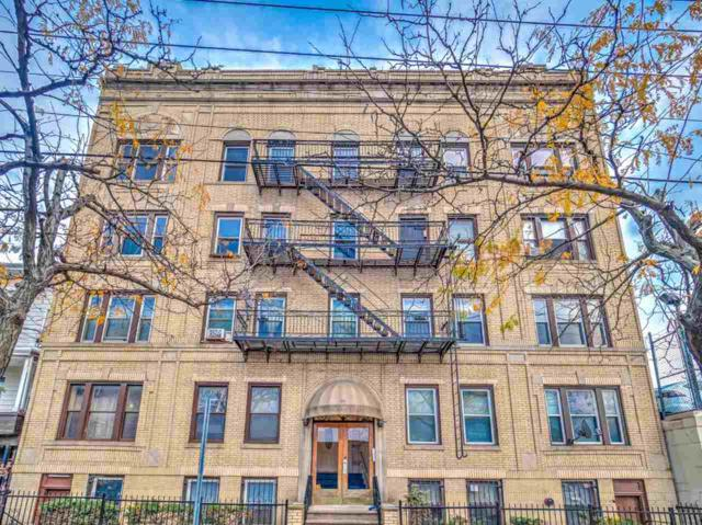 66 Romaine Ave #8, Jc, Journal Square, NJ 07306 (MLS #180021577) :: The Trompeter Group