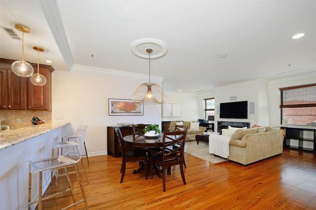 600 Hudson St 5C, Hoboken, NJ 07030 (MLS #180021691) :: The Trompeter Group