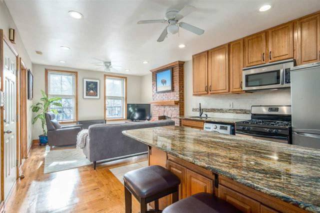 251 York St #2, Jc, Downtown, NJ 07302 (MLS #180021697) :: The Trompeter Group