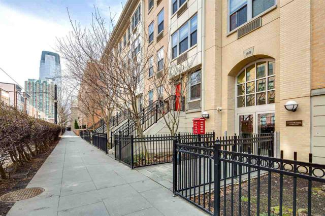 149 Essex St 5E, Jc, Downtown, NJ 07302 (MLS #180021738) :: The Trompeter Group