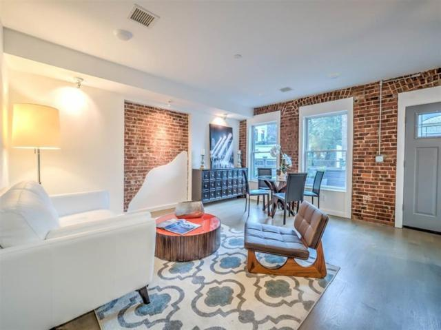 371 4TH ST #2, Jc, Downtown, NJ 07302 (MLS #180021769) :: The Trompeter Group