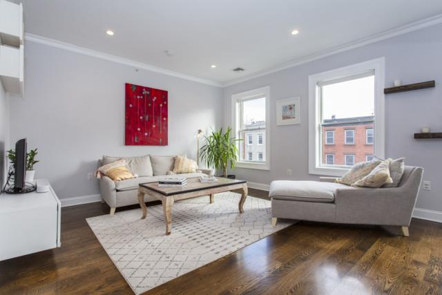 506 Garden St #3, Hoboken, NJ 07030 (MLS #180023077) :: The Sikora Group