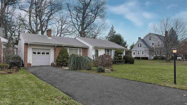 292 Grant Ave, Nutley, NJ 07110 (MLS #180023220) :: The Trompeter Group