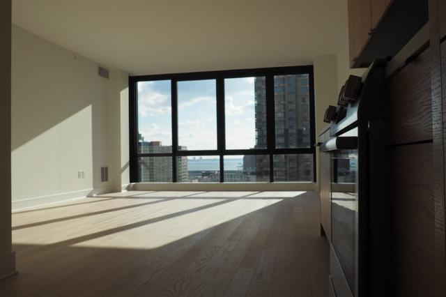 10 Provost St #1805, Jc, Downtown, NJ 07302 (MLS #180023463) :: The Trompeter Group