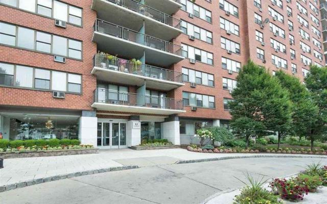 500 Central Ave #903, Union City, NJ 07087 (MLS #180023564) :: The Trompeter Group