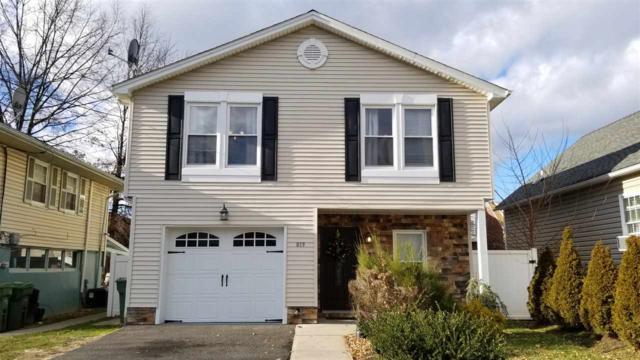 819 East Henry St, Linden, NJ 07036 (MLS #190000309) :: The Sikora Group